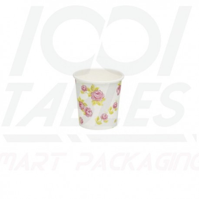 Gobelet Fleuri 10cl
