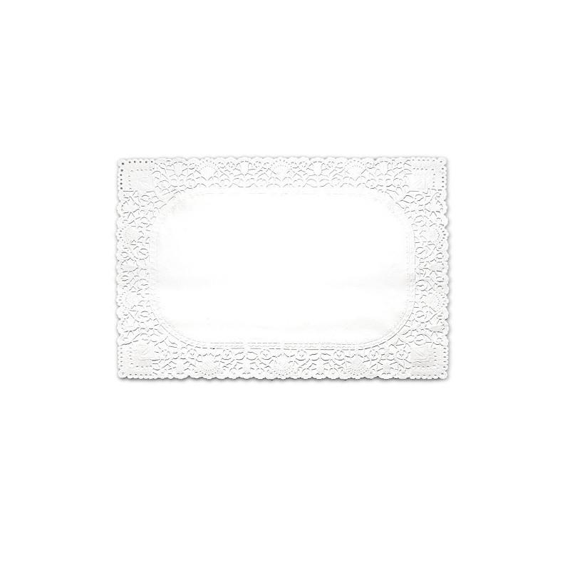 Sac Croissant Blanc - 5 à 6 viennoiseries
