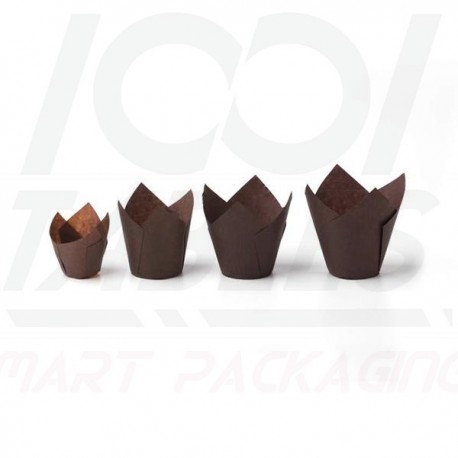 Moule Tulip Marron 160*160*50mm