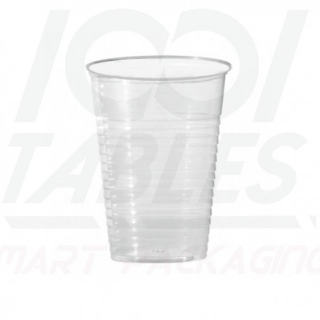 Gobelet Plastique Transparent 20cl