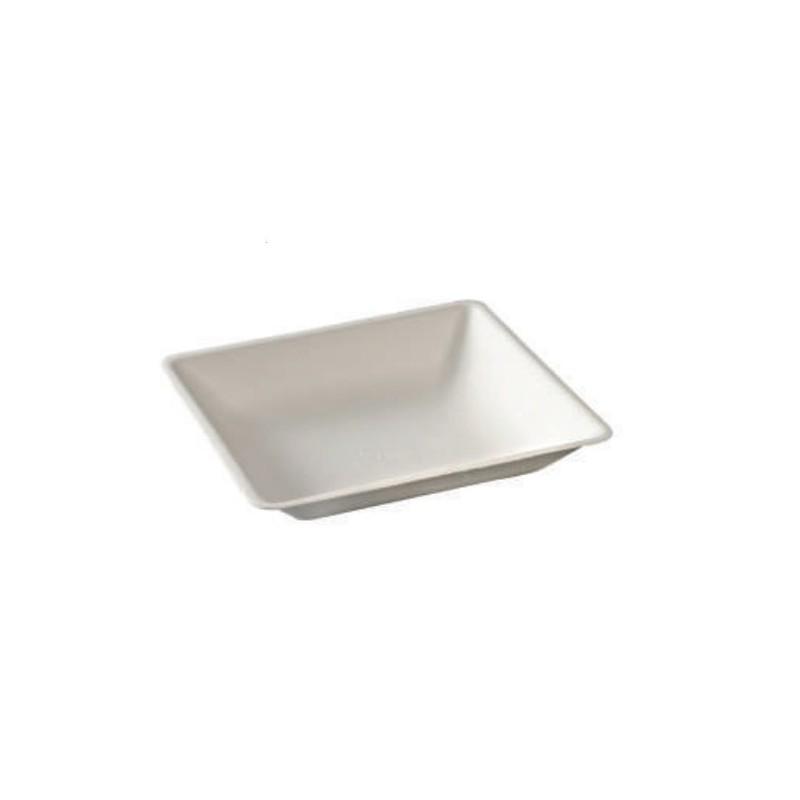 Barquette Snacking et Cuisson bois 140*90*45mm