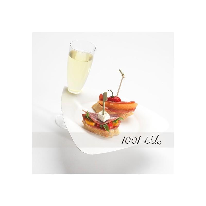 Assiette Fibre Ronde 180mm Premium