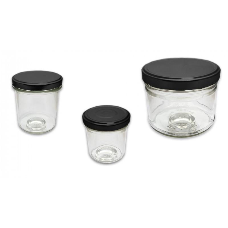 Pot à  Dessert Transparent 230ml - 1001 Tables