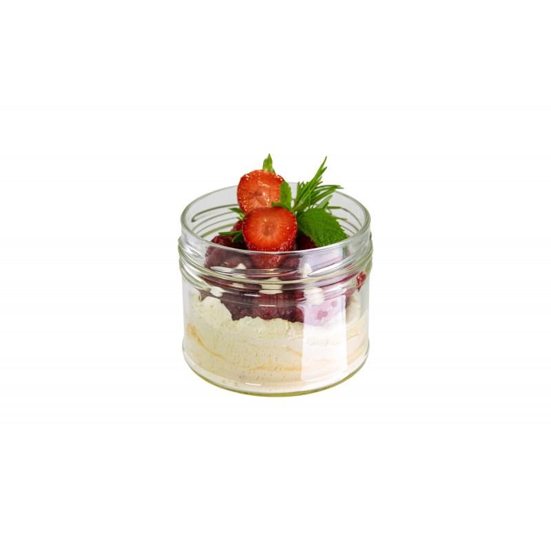 Cuillère à  Soupe Baroque Transparente 210mm