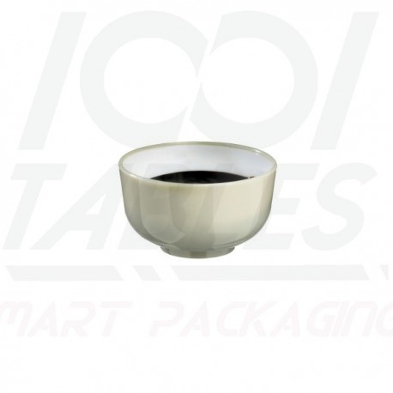 Mini Bol Thaï Beige et Blanc 30ml