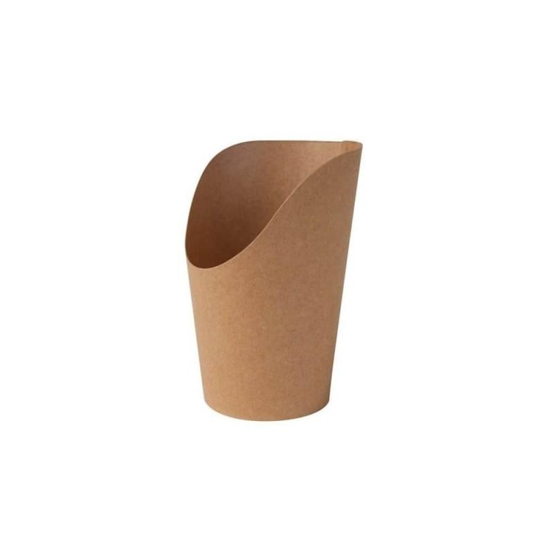 Assiette Fibre Ronde 180mm