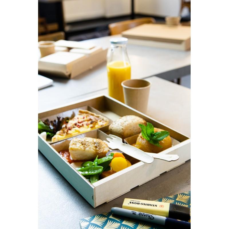 Gobelet Carton 25cl Biodégradable Premium