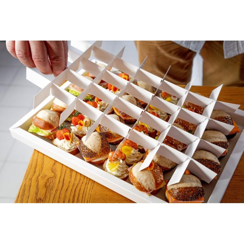 Couvercle Fibre pour Bol à Soupe 490ml