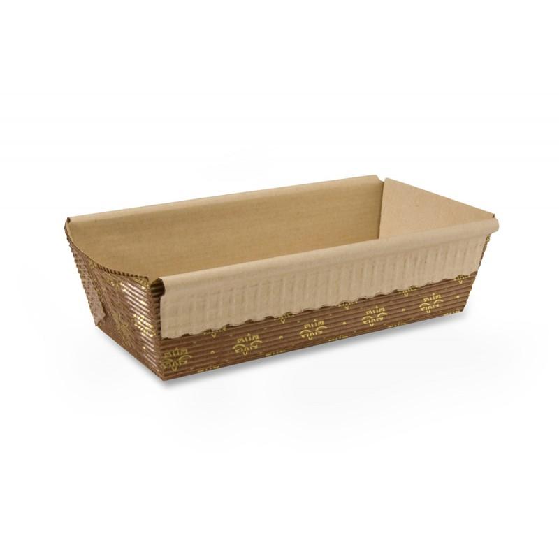 Couvercle Fibre pour Barquette Rectangle 850 et 1000ml Premium