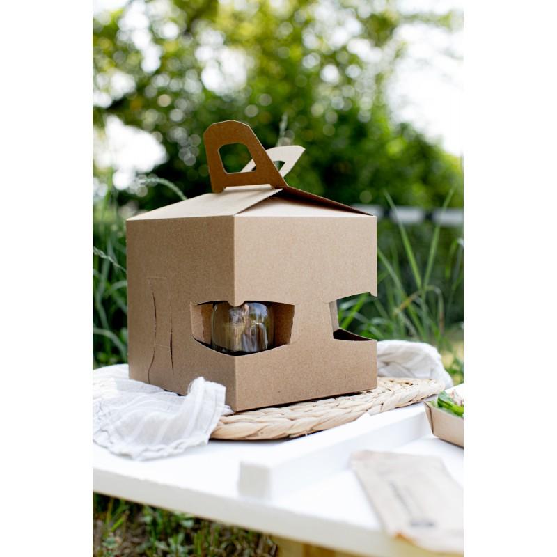 Couvercle Dome avec Trou pour Gobelet APET 20/25cl & 25/30cl