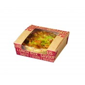 Tartelette snacking City 140x140x40 mm