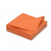 Serviette Airlaid 40x40cm Orange