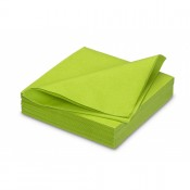 Serviette Airlaid 40x40cm Green Tea