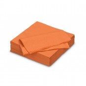 Serviette Papier Fiesta 40*40cm Orange