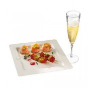 Assiette Cocktail plate 200*200mm