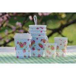 Couvercle Assiette Quartz Noire Micro-ondable 160*160mm