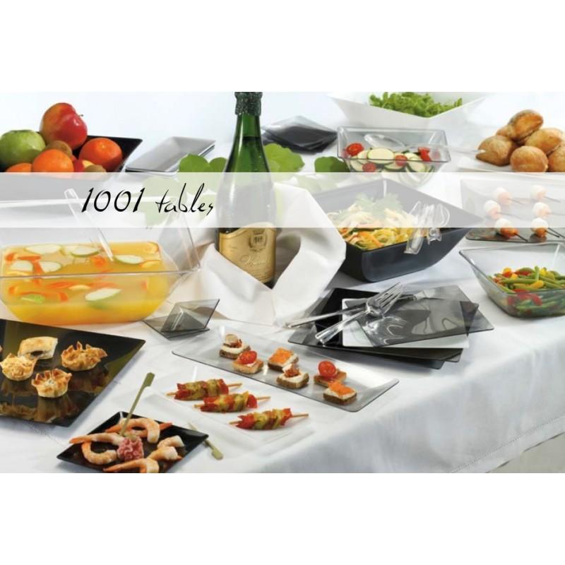 Caissette pâtissière blanche 16 x 12 x 5 cm