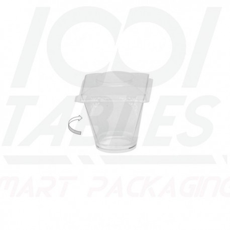 Verrine Gustav 6 Transparente 60ml