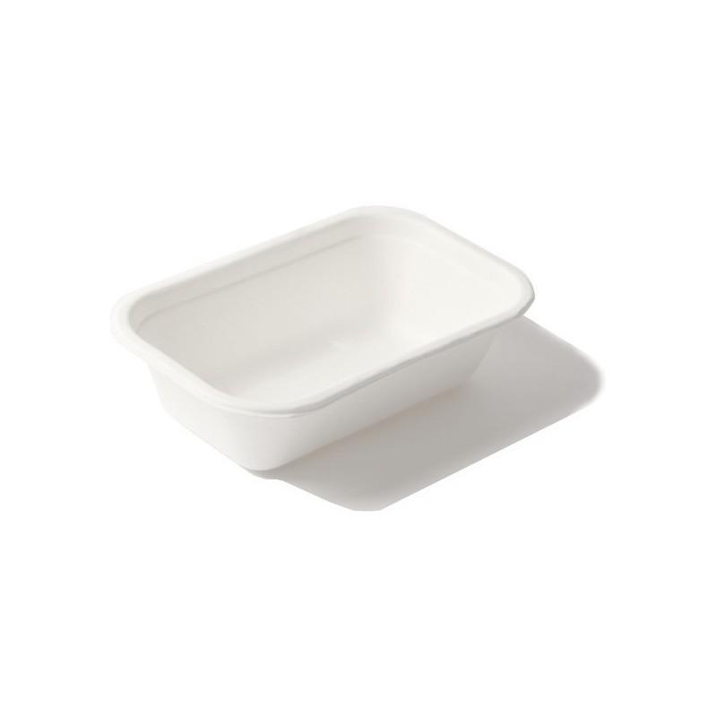 Assiette Rectangulaire Transparente WALL90 (900ml)