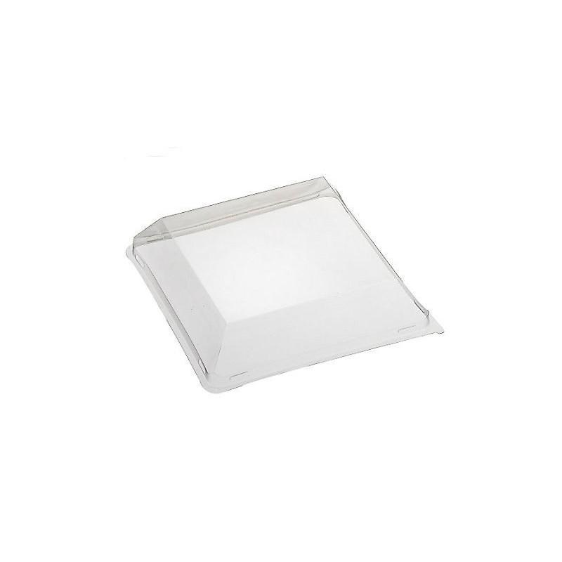 Couvercle Noir 4 Plots pour Bol Cubique WALL130