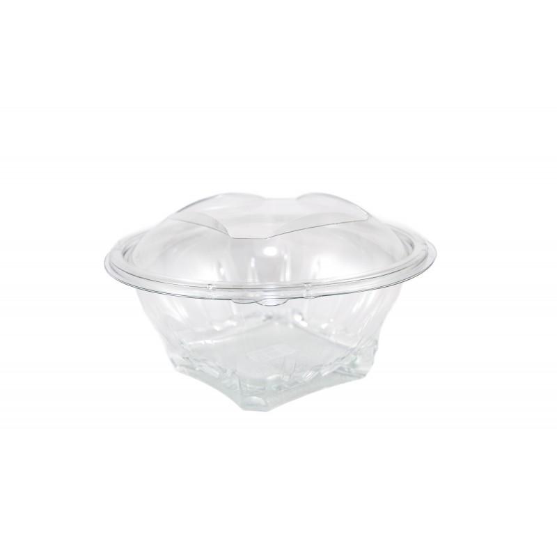 Petit Vase Baroque Blanc